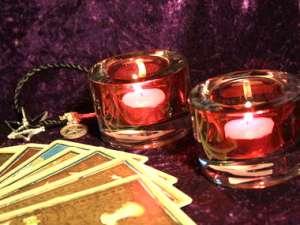 support pour art divinatoire